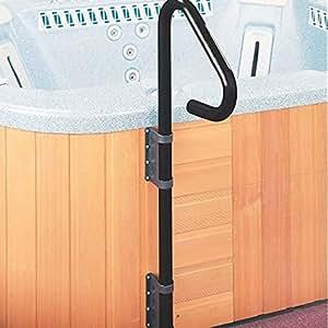 Safe-t rail main courante poignée pour baignoire noir