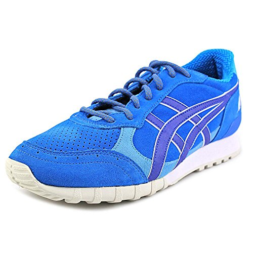 Onitsuka Tiger by Asics Colorado Eighty-Five Daim Baskets Mid Blue-Dark Blue