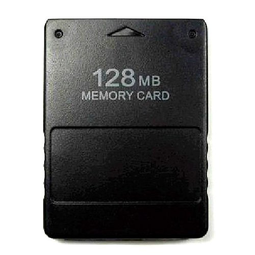 Buyee 128MB Playstation 2 Memory Card 128 MB PS 2 PS2