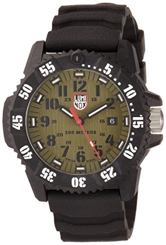 [Luminox] Luminox Reloj seaseries Luminox carbono sello 3800series 3813 hombre [Regular importados]