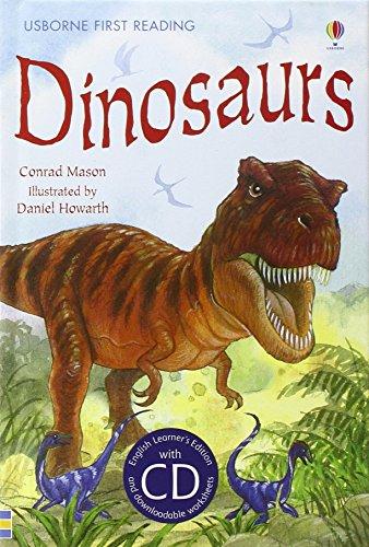 Dinosaurs. Con CD Audio