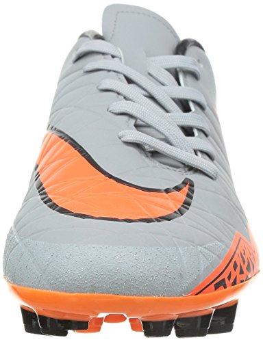 Nike Herren Hypervenom Phelon Ii Ag-R Fußballschuhe Grau