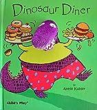 Dinosaur Diner [With Dinosaur Finger Puppet] (Finger Puppet Books)