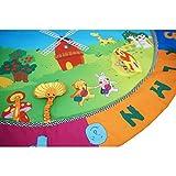 Baby-Spielmatte – Erlebnisdecke -Spielbogen und Tiere Lernspielzeuge - 3