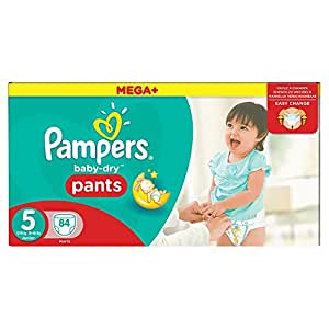 pampers baby dry pants pannolini per bimbi taglia 5 11. Black Bedroom Furniture Sets. Home Design Ideas