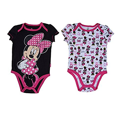 Kleinkind Minnie Mouse Tunika & Legging Set Glam Girl (4T) -