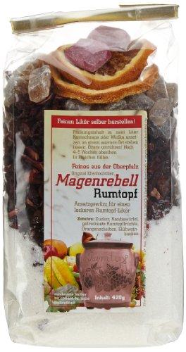 "Ehenbachtaler Spezialitäten Magenrebell \""Rumtopf\"", 1er Pack (1 x 420 g)"