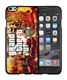 Grand Theft Auto V (GTA 5) Iphone 6/6s Coque Etui Case, Designer Print Background...