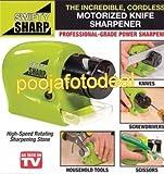 Swifty Sharp - Cordless, Motorized Knife...