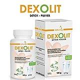 Zelltuning DEXOLIT Detox Pulver * Natürlich und sicher entgiften * 100% Mikronisierter Clinoptilolith - Zeolith * Zertifiziertes Medizinprodukt von Zelltuning