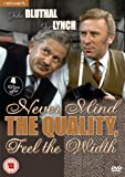Never Mind The Quality, Feel The Width [DVD]