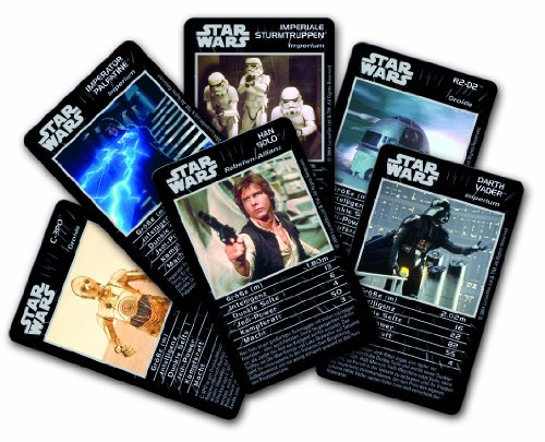 Imagen principal de Winning Moves - Juego de cartas Star Wars, de 2 a 8 jugadores [importado de Alemania]