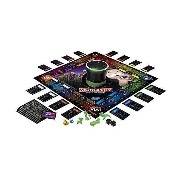 Hasbro Monopoly - Voice Banking (Gioco in Scatola Elettronico) 4 spesavip