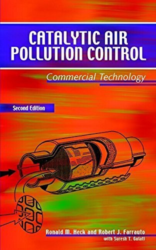 Catalytic Air Pollution Control: Commercial Technology by Ronald M. Heck (2002-06-15)