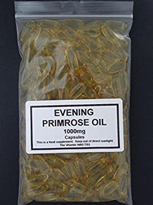 The Vitamin Evening Primrose Oil 1000mg (120 Capsules - Bagged) from The Vitamin