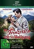DVD Cover 'Die Prinzessin von St. Wolfgang (Filmjuwelen)
