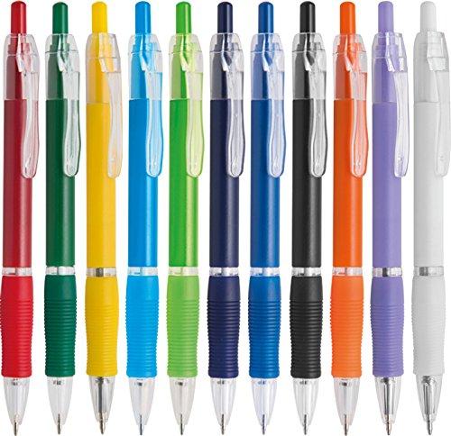 500 pezzi Penne personalizzabili personalizzate con nome logo o slogan Gadget promozionali - MARY PD384 - Stampa 1 colore