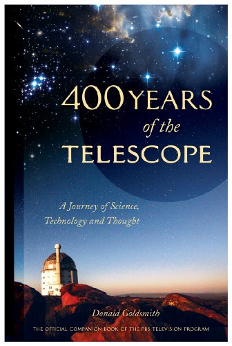400 Years of the Telescope (English Edition)
