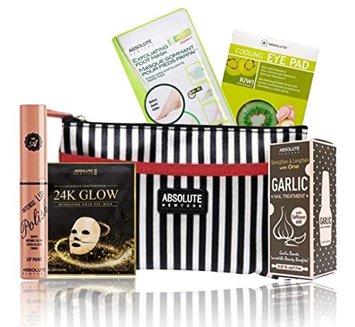 Gold Oil Castor (Absolute New York Anna Frost Set Care For You + gratis Cosmetic Bag)