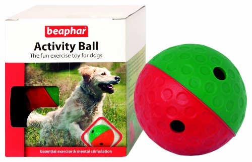 hundeinfo24.de Bernina Activityball 15 cm