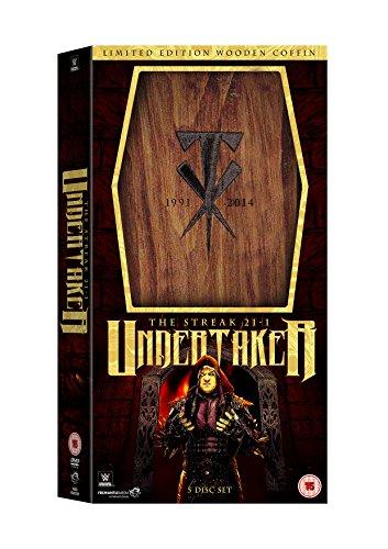wwe-undertaker-the-streak-21-1-limited-edition-wooden-coffin-boxset-dvd-reino-unido