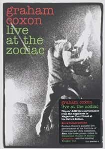 Graham Coxon: Live At The Zodiac [DVD]