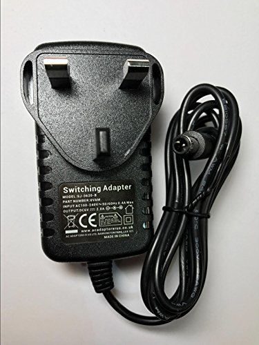 Pure 6V AC Adapter KSAD0600200W1UV-1 für Pure Evoke Flow/Evoke Mio/Evo Radio DAB - Evo-kollektion