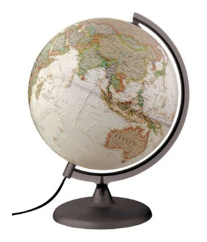 national-geographic-classic-executive-antique-reference-illuminated-globe-30-cm