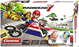NEW Mario Kart 7 Slot Cars Racing System Scalextric Figure 8 Track With Yoshi RC Cars Set PLUS MARIO KART PULL BACK CAR FREE GIFT EXCLUSIVE - Mario Kart - amazon.co.uk