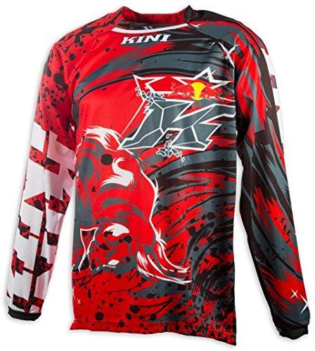 KINI 3L4017262 Equipamiento Piloto con Casco, Pantalon, Camiseta y Guantes, Talla S,...