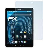 atFolix Displayschutzfolie für Samsung Galaxy Tab S3 9.7 Schutzfolie - 2 x FX-Clear kristallklare Folie