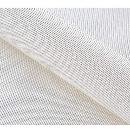 Wallpaper Moderne minimalistische Ebene Vliestapete Schlafzimmer Wohnzimmer Esszimmer Hochzeit Zimmer warm und umweltfreundlich Plain Shop (Color : Beige White)