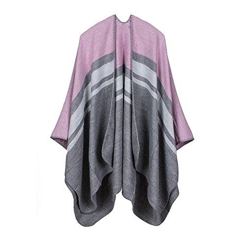 peacoco-poncho-para-mujeres-o-chicas-elegante-de-cuadros-tartan-de-punto-grueso-de-invierno-calido-n