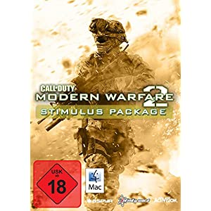 Call of Duty – Modern Warfare 2 Stimulus Package [Mac Steam Code]