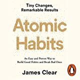 Atomic Habits - An Easy and Proven Way to Build Good Habits and Break Bad Ones - Format Téléchargement Audio - 21,54 €