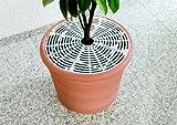 A-Safety Blumentopfschutz APS41, weiss