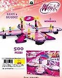 Winx Club - Costruzioni - Concerto Winx 500 Pz