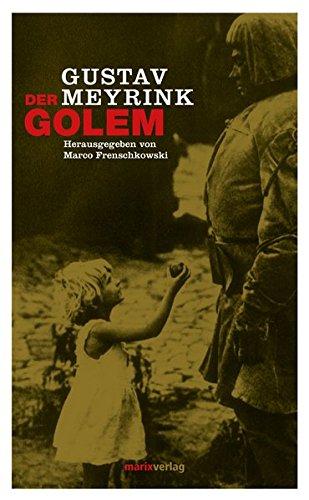 Buchseite und Rezensionen zu 'Der Golem' von Gustav Meyrink