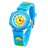 ParaCity Waterproof 3D Cute Cartoon Digital Silicone Wristwatches - Best Reviews Guide