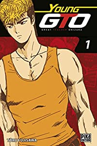 Young GTO Edition double Tome 1