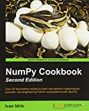 NumPy Cookbook -