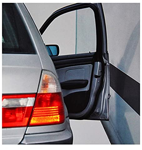 Cars voiture Porte Protection Protège türka Ten Barre de Protection Porte Garage 200 x 20 cm
