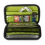 ZITFRI Speicherkarten Tasche USB Sticks Tasche Festplattentasche 2,5 zoll Organizer Aufbewahrung Tasche Etui für SD Karte, Speicherkarten, USB Sticks, Externe Festplatte