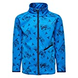 LEGO Wear Jungen Jacke Thomas, Blau (Blue 541), 122