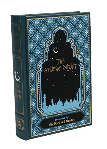 The Arabian Nights (Leather-bound Classics) por Sir Richard Burton