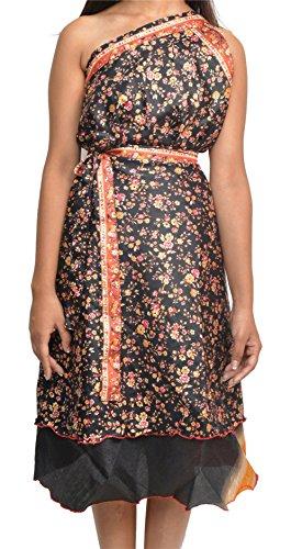 Dancers World Ltd (UK Seller) Damen Rock mehrfarbig Pack of 2 1 SKIRT LENGTH 36 INCH (91.5 CM)