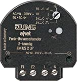 Jung FMUS2UP Wireless Sensor – Universal 2 Kanäle