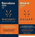 Guía Macarfi restaurantes de Barcelona y Madrid