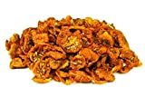 Pomodorini essiccati biologici senza aggiunta di sale 420g BIO Fairtrade, disidratata Qualità del cibo crudo, aromatico, non solforato, essiccato al sole, giallastro/rossastro/brunastro 7x60g