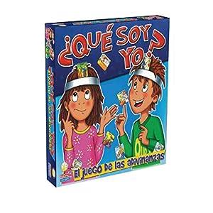 Falomir 9506 ¿Qué Soy Yo? – Juego para niños a partir de 9 años, 2-4 jugadores
